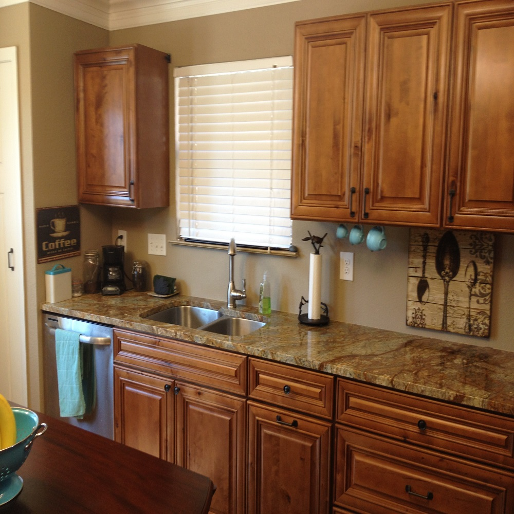 Maple Kitchen Cabinets ~ Knotty maple premium cabinets