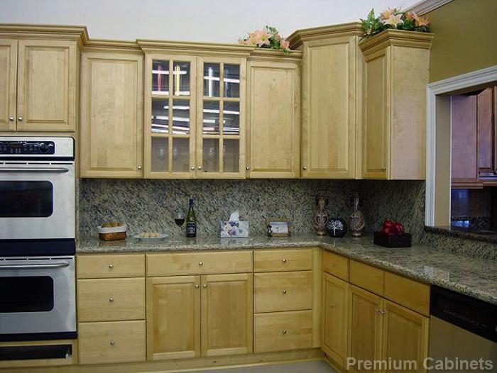 elegant maple premium cabinets
