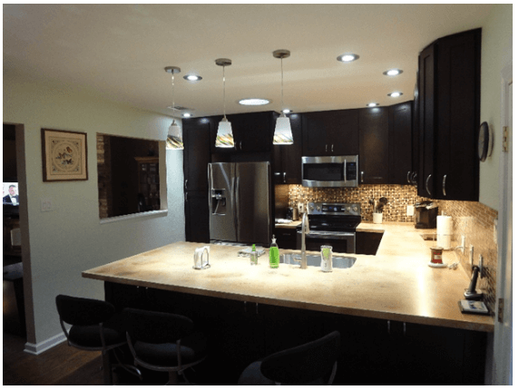 Affordable Shaker Style Kitchen Cabinets photo - 1