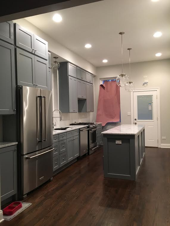 Chicago kitchen cabinets premium cabinets for Chicago kitchen cabinets