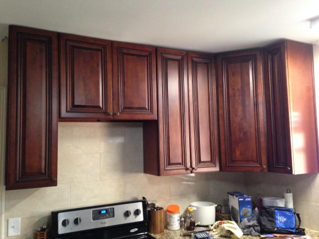 Cherry Rope - Premium Cabinets