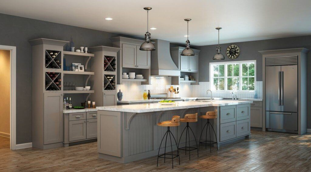 Kitchen Cabinet Color Palettes Premium Cabinets
