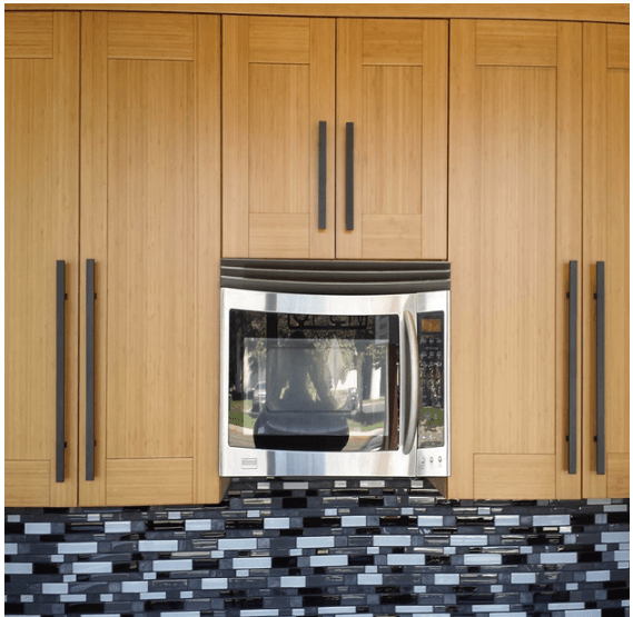 ECO FRIENDLY KITCHEN: HEALTHIER KITCHEN CABINETS