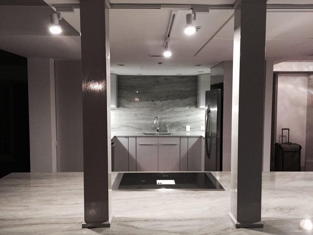 Chrome Flat Panel Kitchen Cabinets Premium Cabinets