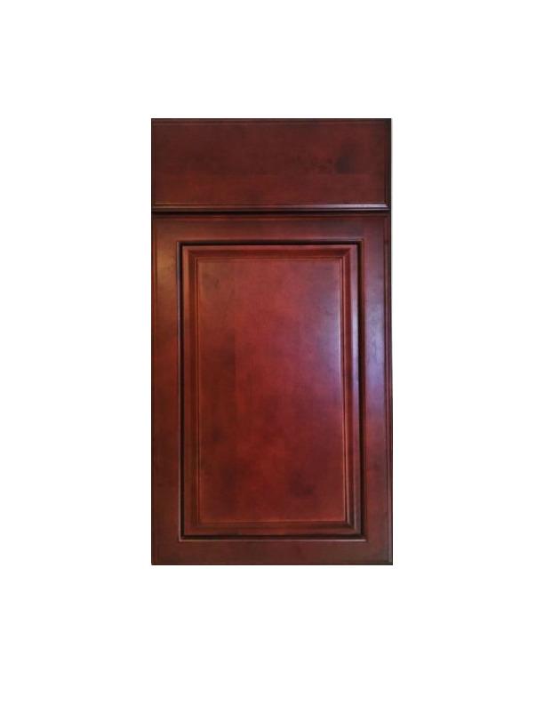 Cherry Raised Panel Kitchen Cabinets Premium Cabinets
