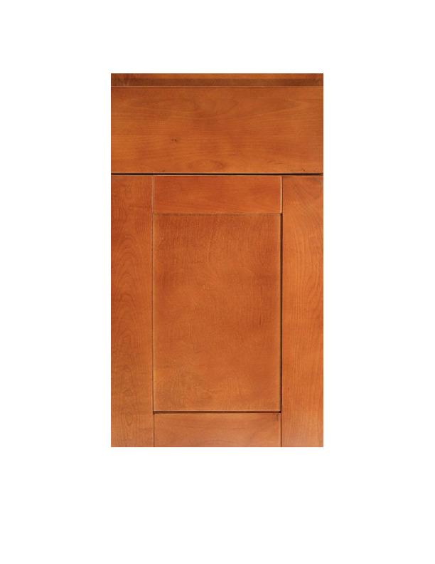Cinnamon Shaker Kitchen Cabinets | Premium Cabinets