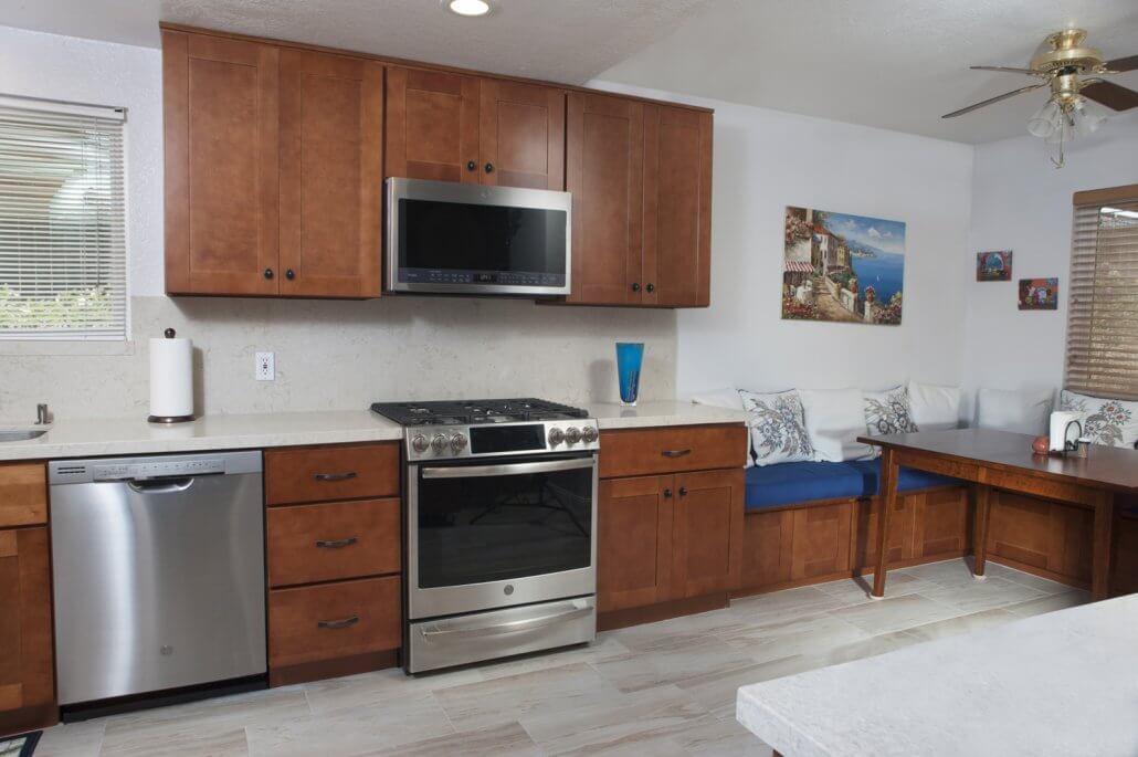 Cinnamon Shaker Kitchen Cabinets   Premium Cabinets