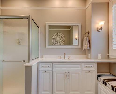Pure White Raised Panel Cabinets Premium Cabinets